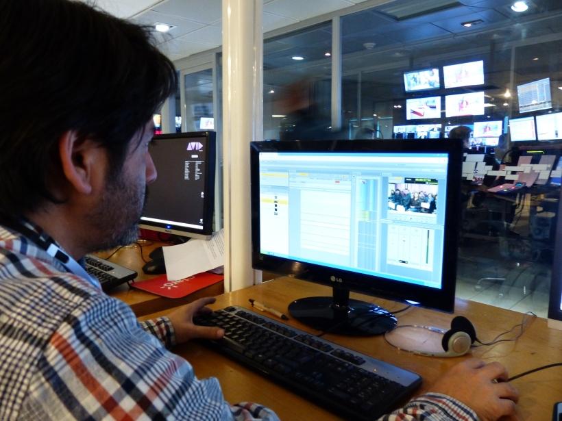 talleres audiovisuales, canales de televisión, capacitación audiovisual, sistemas de edición, full hd, avid